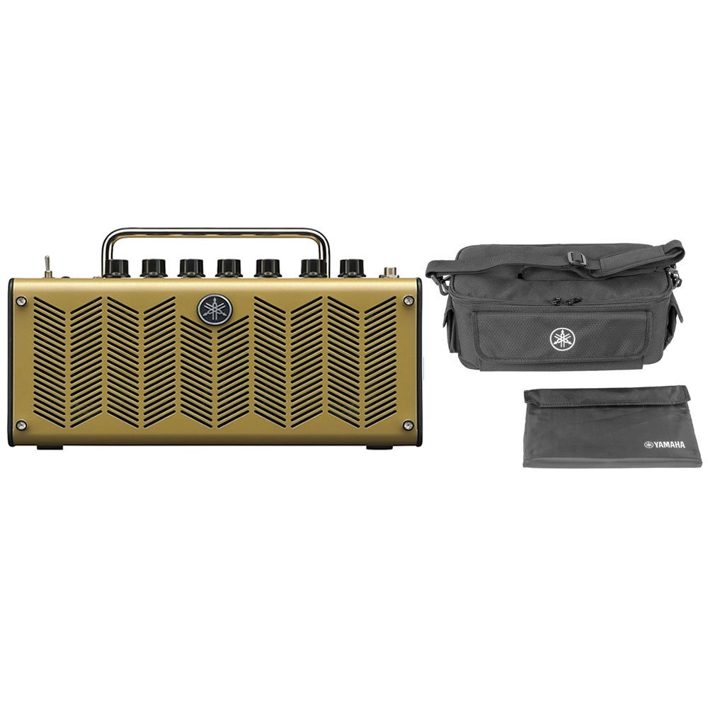 Yamaha THR5A 10-Watt Mini Acoustic Modeling Guitar Amplifier with Cubase AI Production Software and Yamaha THR Gig Bag