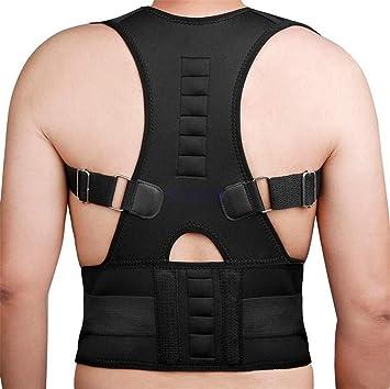 Corrector de Postura - Ajustable Soporte de la espalda y Alivio ...