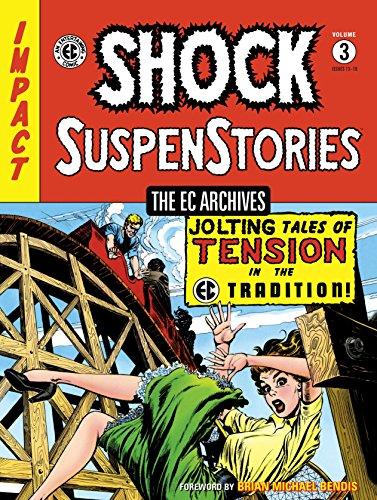 Dame Noir Halloween (The EC Archives: Shock Suspenstories Volume)