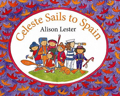 Celeste Sails to Spain ()