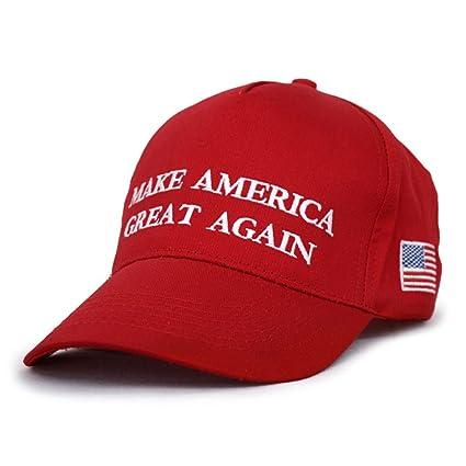 Amazon.com  Flantor Donald Trump Baseball Cap c4d4f752ad3d