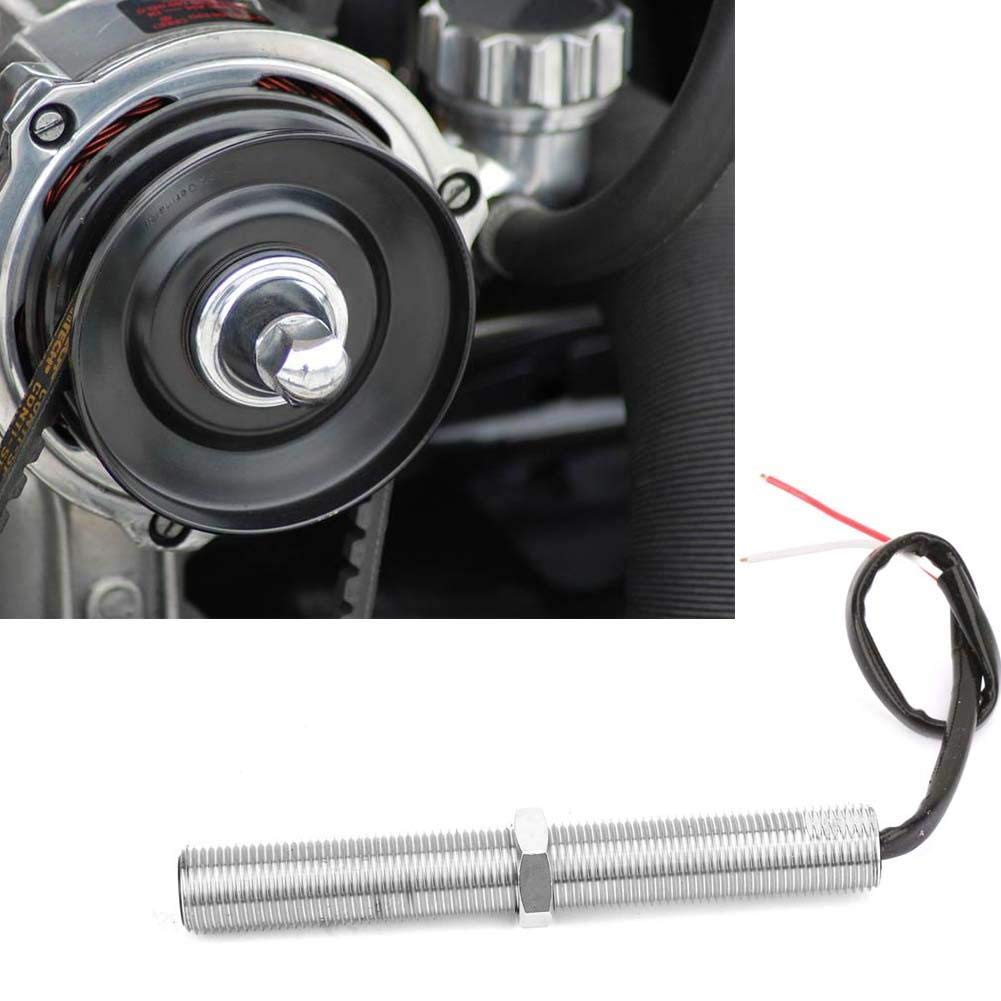 Generator Speed Sensor MSP676 Generator Speed Sensor Magnetic Pickup MPU Rotational Speed Sensor Generator Parts