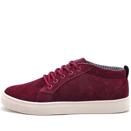 Calzado hombre/calzado deportivo/Zapatos encaje inglés/calzado transpirable-C Longitud del