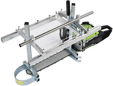 "Portable Chain Saw Mill Log Lumber Planking Cutting 16/""-24/"" Chainsaw Bar"