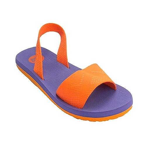 Zapatos naranjas Gioseppo para mujer niOgS