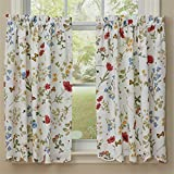 Cheap Park Designs Wildflower Window Treatment Tier, 72 x 36″