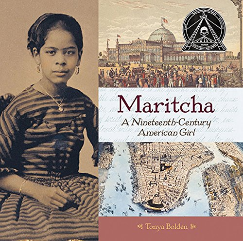 Maritcha: A Nineteenth-Century American Girl pdf