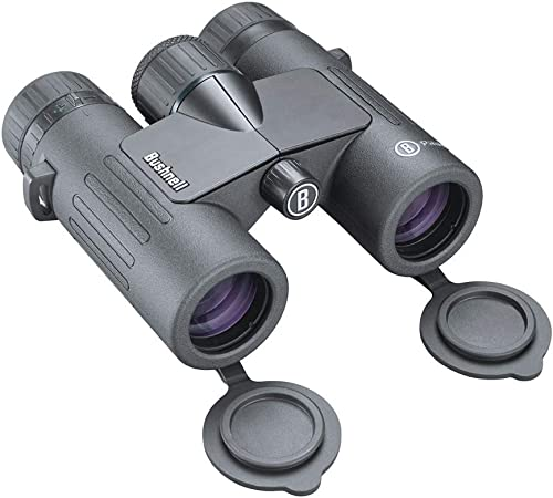 Bushnell 10×28 Black Roof Prism FMC, WP FP, Twist-up Eyecups, Box 6L