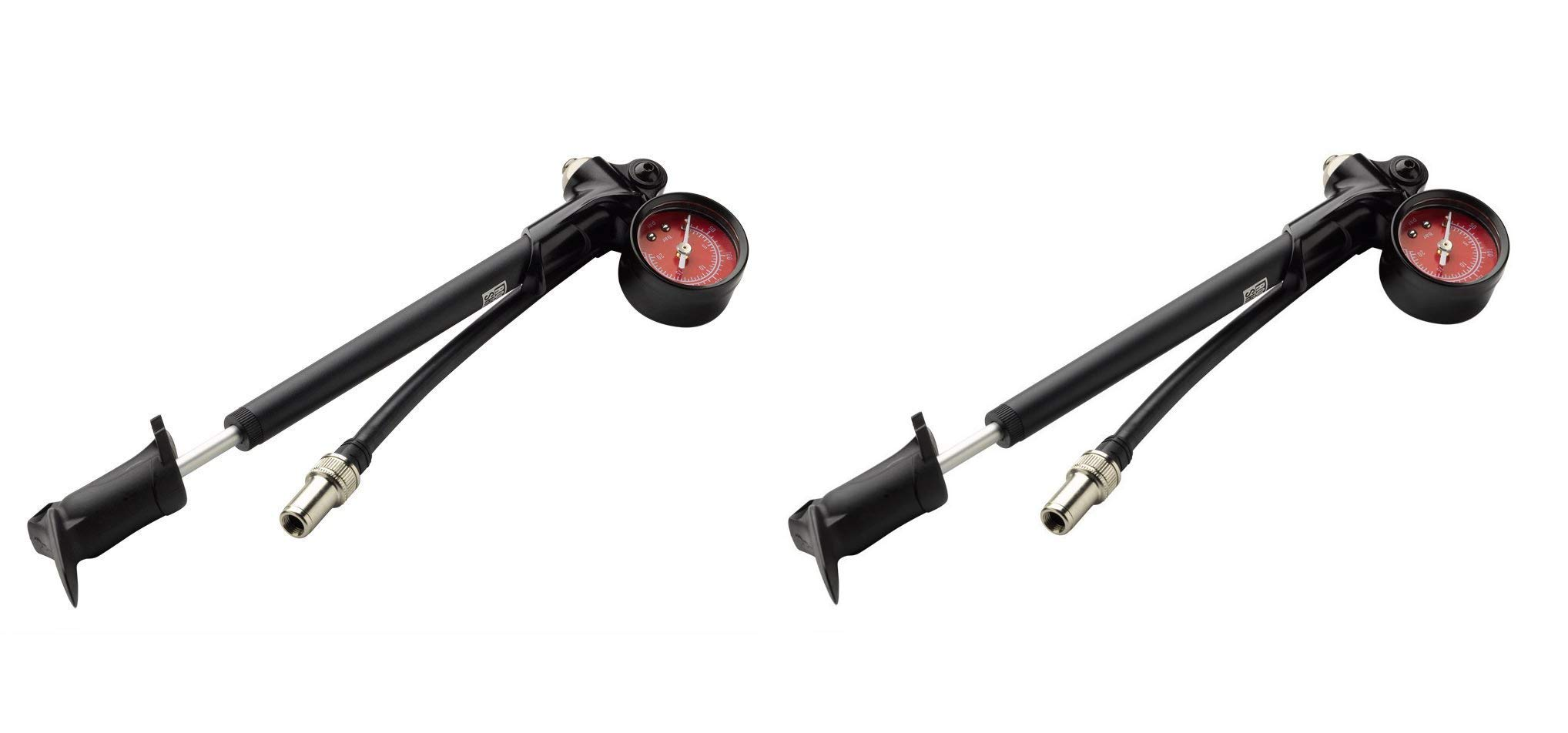 RockShox High-Pressure Shock Pump (300 psi max) (Twо Pаck) by RockShox