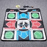 Kingzer Dancing Step Dance Game Mat Pad for PC