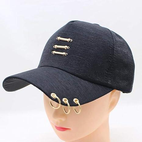 Gorra de Beisbol Sombrero Heavy Metal Rock Gorra de b/éisbol Hombres y Mujeres Summer Rock Trucker Cap Bone