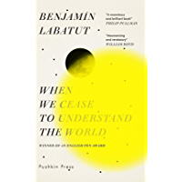 When We Cease to Understand the World (English Edition)