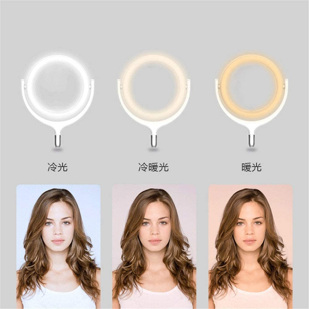 Ca Selfie Ring Light 30cm // 12inch Ring Light Live Fill Light Mobile Phone Bracket Led Ringlight Flashes Anchor Self-timer With Photography Tripod for Selfie Makeup YouTube Vlog Live Stream