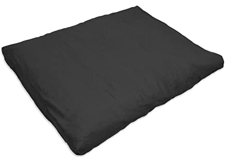 amazon com yogaaccessories cotton zabuton meditation cushion