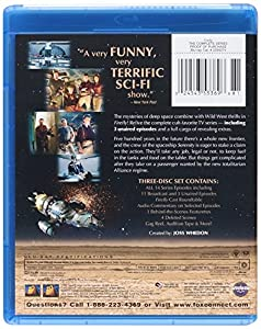 Firefly: The Complete Series [Blu-ray] from 20th Century Fox