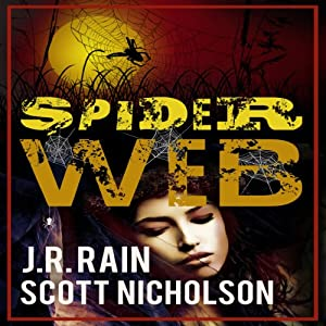 Spider Web: A Vampire Thriller (The Spider Trilogy Book 2) Audiobook
