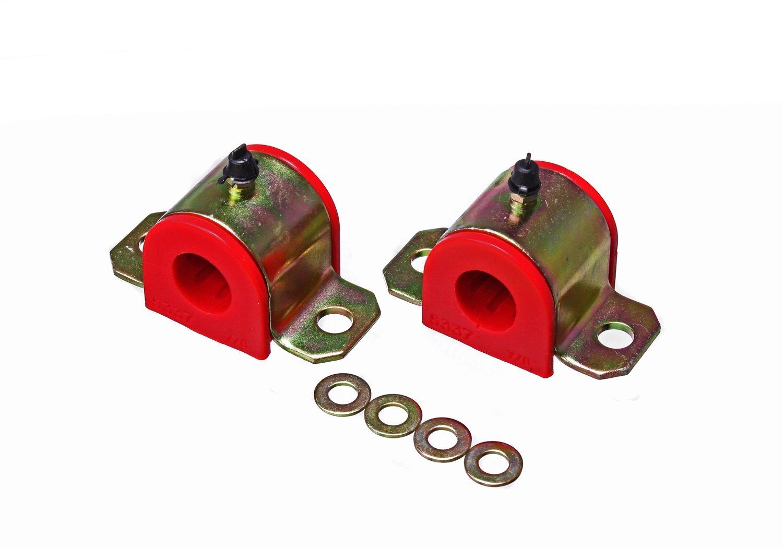 Energy Suspension 8.5122R 22mm Rear Sway Bar Bushing Set