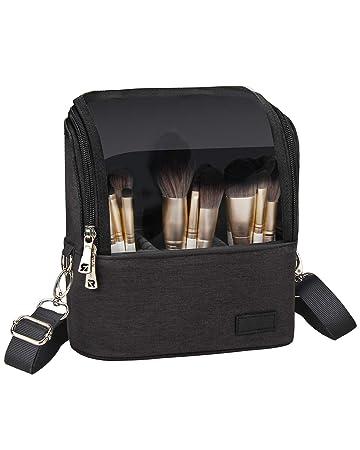 makeup holder m pencil bag makeup organizermakeup bag Black Girl makeup bag makeup brush holder pencil holder leather makeup bag
