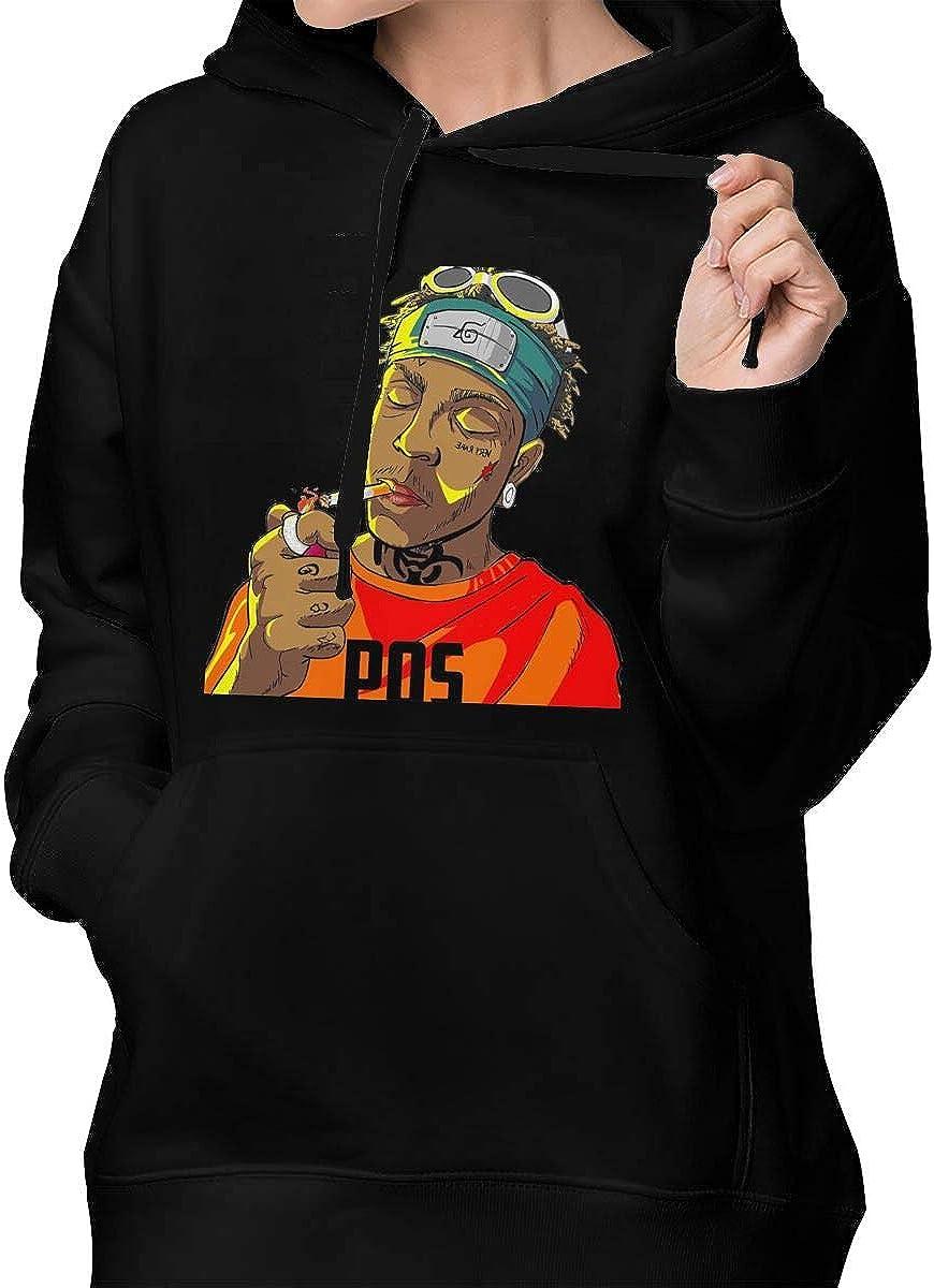 Ski Mask The Slump God Fashion Womens Sweater Black