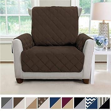 Amazon.com: MIGHTY MONKEY - Funda para sofá reversible ...