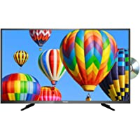 TEAC 40 inch FHD LED TV with DVD Combo (LEV40A121), FHD Resolution, Built-in DVD Player, USB Recording, HDMI, EPG, PVR…