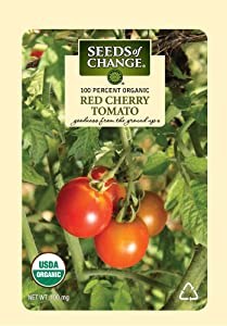 Seeds of Change Certified Organic Red Cherry Tomato