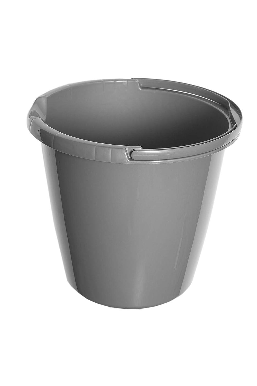 Black Whitefurze 10l Bucket
