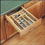 Rev-A-Shelf Cutlery Trim 2-7/8 X 14-5/8in Wood by Rev-A-Shelf