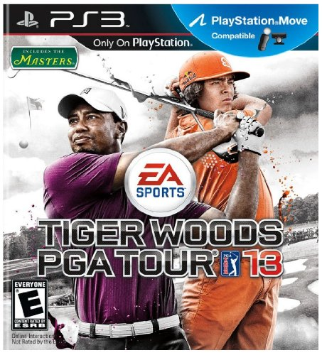 Tiger Woods PGA Tour 13 (Playstation 3) Includes The Masters & Playstation Move Features