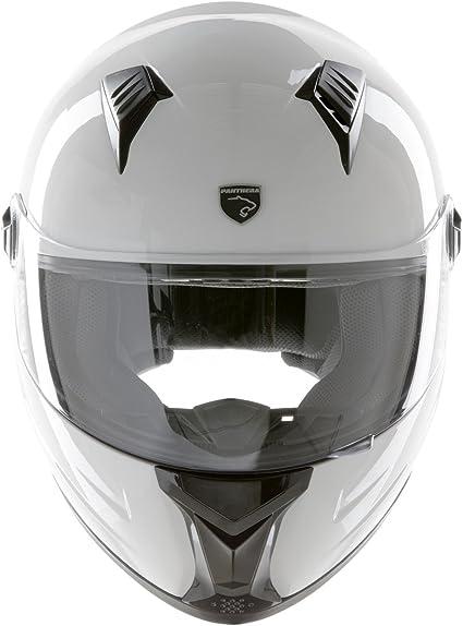 2x NEGRO REFLECTANTE Husqvarna Casco de Motocicleta