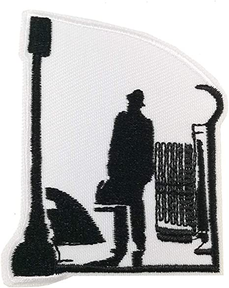 Supernatural Paranormal Urban Legend Cryptid Series 4Wx1.5T Embroidery IronSew-on Patch Them Horror Movie Cult Classic