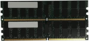HP 16GB(2 X 8GB) Kit 8GB 2RX4 PC3-10600R 1333MHz DDR3 SDRAM Memory Module For Proliant DL320 G6 DL360 G6 DL360 G7 DL370 G6 DL380 G6 (Renewed)
