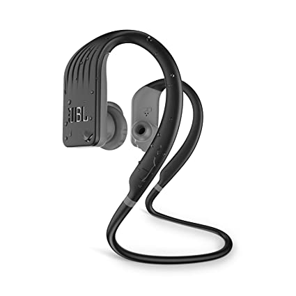 2e6480ea74a Amazon.com: JBL Endurance Jump, Wireless in-Ear Sport Headphone with  One-Button Mic/Remote - Black: Electronics