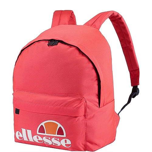 Ellesse Meles, Mochila Unisex Adulto, Rosa (Neon Pink), 36x24x45 cm (W x H x L): Amazon.es: Zapatos y complementos