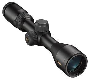 Nikon INLINE XR BDC 300 Riflescope, Matte Black, 3-9x40