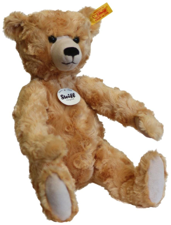 steiff teddy bear otto 2015 plush new ebay. Black Bedroom Furniture Sets. Home Design Ideas