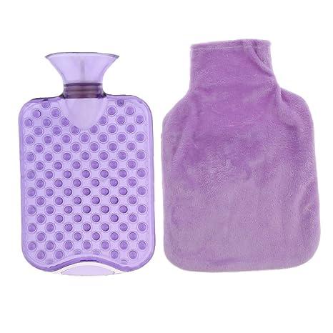 Bolsa de Agua Caliente de Pvc Calor Caliente Botella para ...