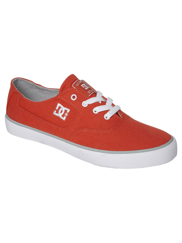 DC Men's Flash TX Sneaker 8.5 D(M) US|Red Clay