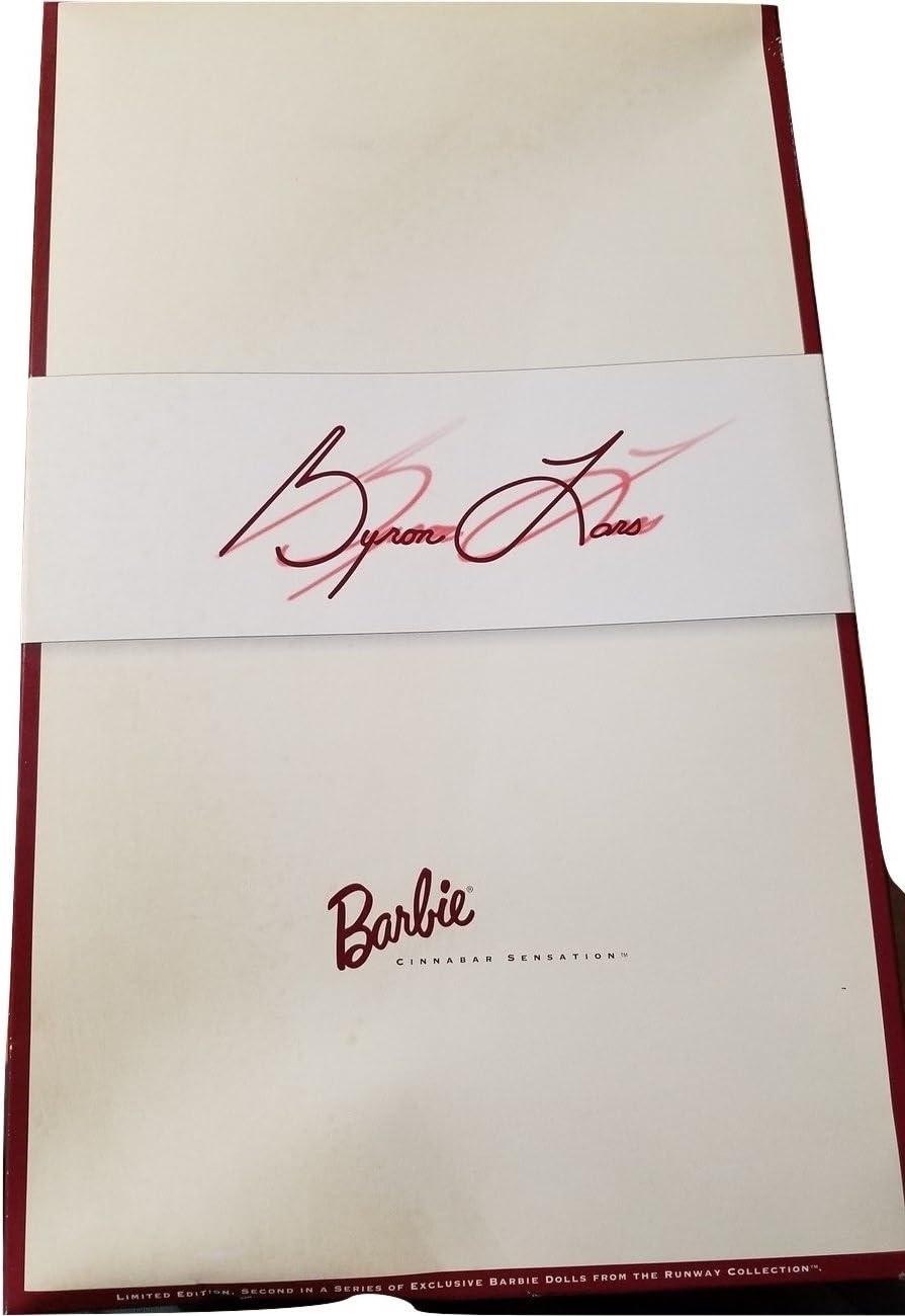B001M57SP2 Mattel Byron Lars Cinnabar Sensation Barbie 61A766Hsz0L