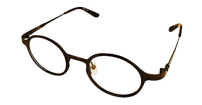 ab37b915829 Amazon.com  CONVERSE Eyeglasses P005 Brown 42MM  Clothing