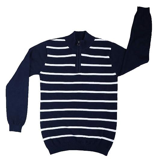 493690df52a0 Gifteniaa Kids Boys Denim Hi-Neck Printed Winter Full Sleeve Sweatshirt   Amazon.in  Clothing   Accessories