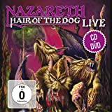Nazareth: Hair of the Dog Live [CD + DVD] (Audio CD)