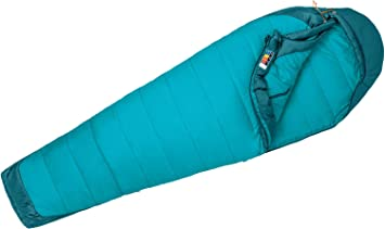 Marmot WM s Trestles Elite 30 Saco de Dormir, Color Sea Green/Sea