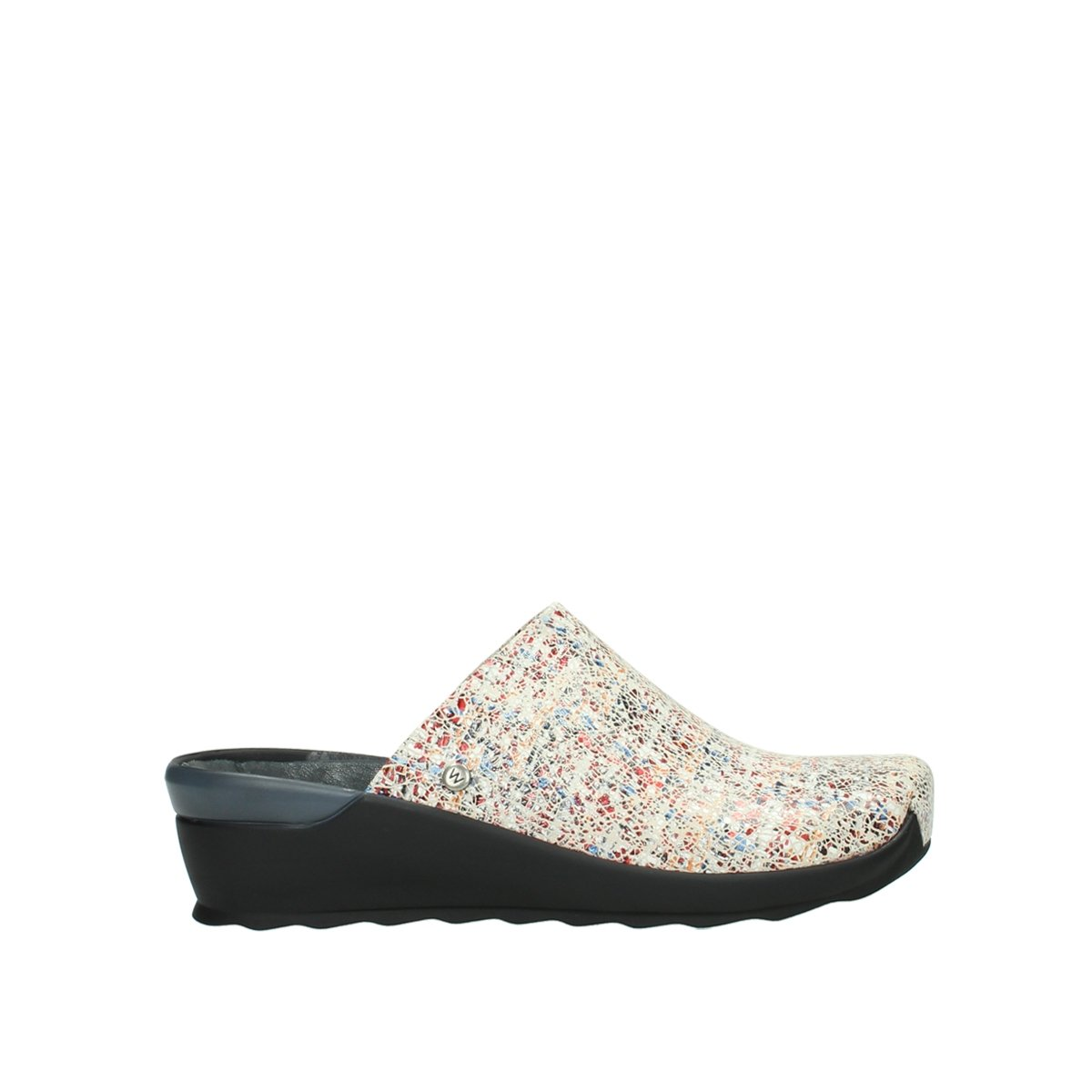 Wolky Comfort Sneakers Ewood B079MB458T 36 M EU|40912 Offwhite Multi Suede
