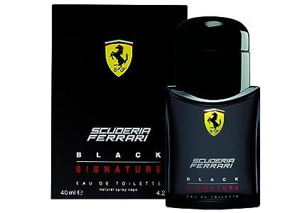 Ferrari Scuderia Ferrari Black Signature Perfume - 40 ml