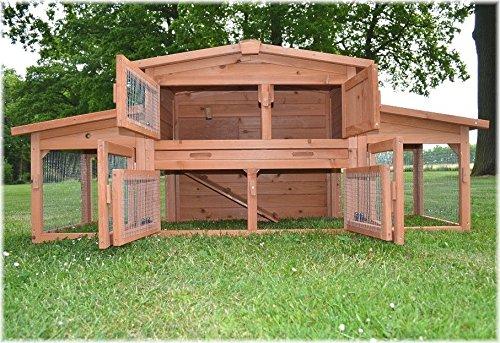 habau 568 kleintierbehausung bunny bunte. Black Bedroom Furniture Sets. Home Design Ideas