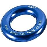 Aluminium Karabiner Fusion/O-Ring Kletter Hartware, blau, Small