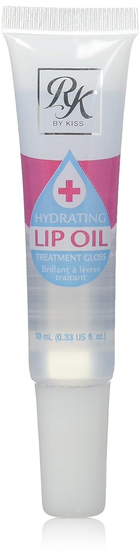 ruby kisses Hydrating lip oil treatment gloss CLEAR (RL001) 0.34oz