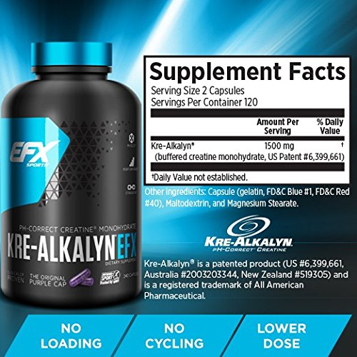 Image result for Efx kre alkalyn label
