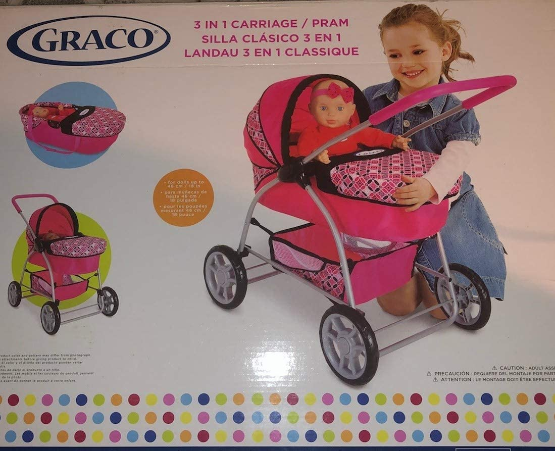 Graco Baby Doll Double Stroller - Stroller